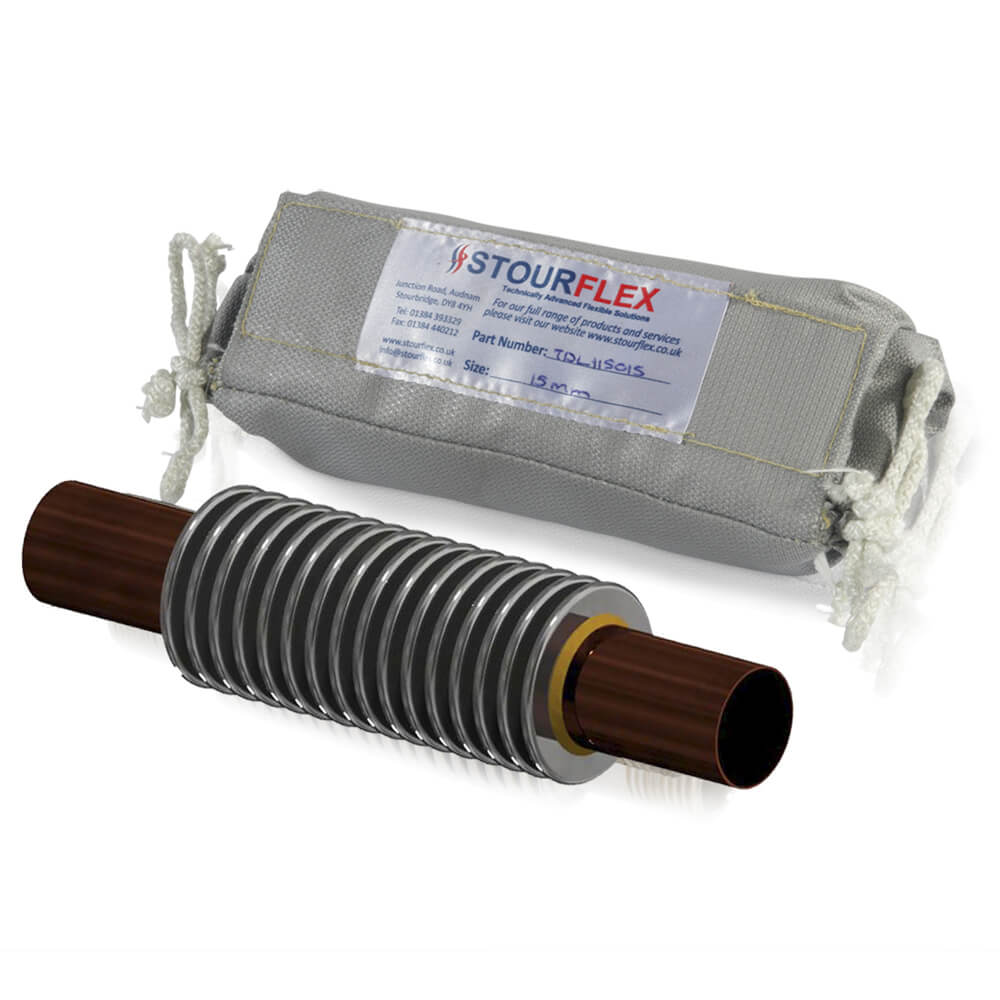 JP112 expansion joint