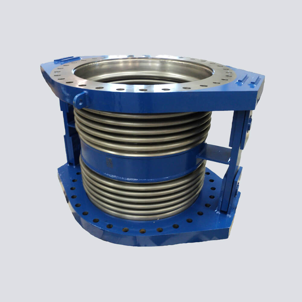 JP124 expansion joint